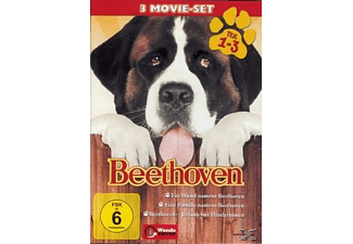 Beethoven - Teil 1-3 DVD-Box [DVD]