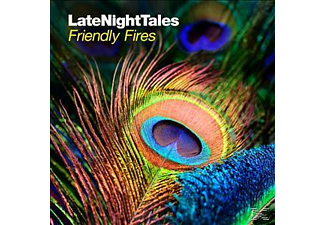 Friendly Fires - Late Night Tales: Friendly Fir - (LP + Bonus-CD)