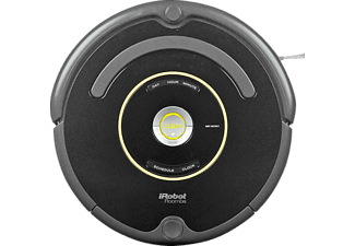 irobot roomba 650 roboter staubsauger roboter staubsauger online kaufen bei mediamarkt. Black Bedroom Furniture Sets. Home Design Ideas