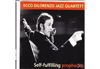Ecco Jazz Quartett Dilorenzo - Self-Fulfilling Prophecies [CD]