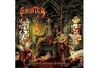 Sinister - The Carnage Ending (Ltd.Digipak) [CD]
