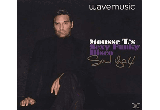 VARIOUS, Mousse T. - Mousse T.'s Sexy Funky Disco [CD]