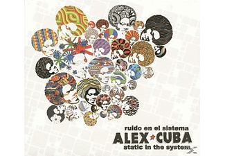 Alex Cuba - Static In The System - (CD)