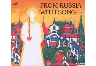 VARIOUS - From Russia With Song - (CD)