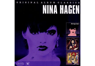Nina Hagen - Original Album Classics - (CD)