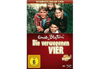 Enid Blyton - Die verwegenen Vier Collector's Box [DVD]