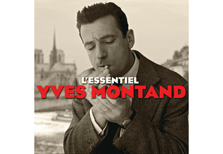Yves Montand - L'essentiel - (CD)