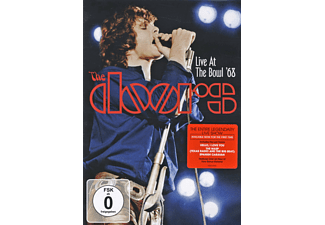 The Doors - Live At The Bowl '68 [DVD + Video Album]