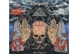 Obelyskkh - White Lightnin' [CD]