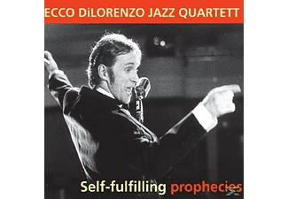 Ecco Jazz Quartett Dilorenzo - Self-Fulfilling Prophecies - (CD)