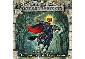 Gruselkabinett 68: Die Legende von Sleepy Hollow - 1 CD - Horror