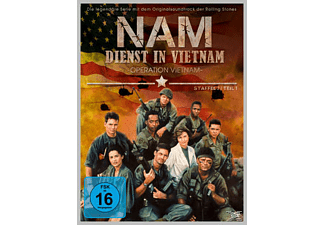 NAM - DIENST IN VIETNAM - STAFFEL 2.1 [DVD]