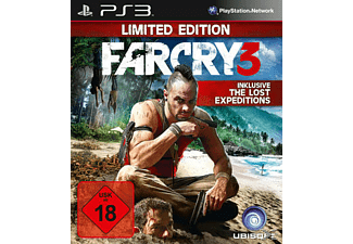 Far Cry 3 Limited Edition - PlayStation 3