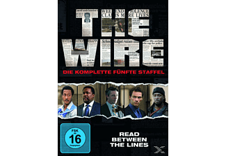 The Wire - Staffel 5 Drama DVD