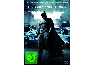 The Dark Knight Rises Action DVD