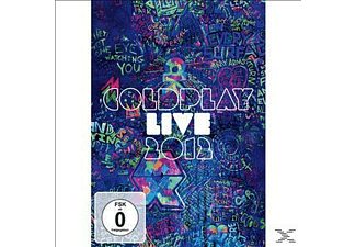 Coldplay - Live 2012 | DVD