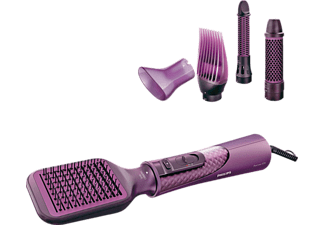 PHILIPS HP8656/00 Airstyler ProCare Collection, Multistyler, 1000 Watt, Schwarz