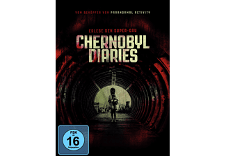 Chernobyl Diaries Horror DVD