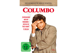 Columbo - Staffel 1 [DVD]
