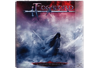Fogalord - A Legend To Believe In - (CD)