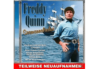 Freddy Quinn - Seemannslieder - (CD)