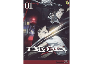 Blood+ [DVD]