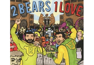 Various - 2 Bears 1 Love [CD]