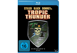 Tropic Thunder Action Blu-ray