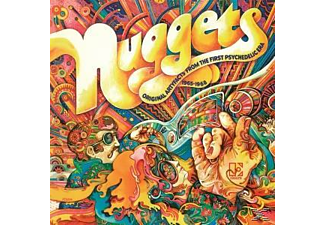 Nuggets - Original Artyfacts From The First Psychede [CD]