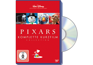 Pixars komplette Kurzfilm Collection [DVD]