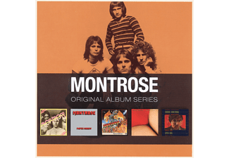 Montrose - Original Album Series [CD]