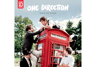 One Direction TAKE ME HOME Pop CD