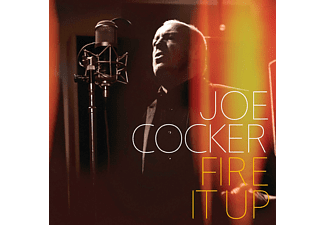 Joe Cocker - FIRE IT UP - (CD)