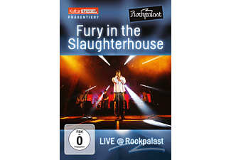 Fury In The Slaughterhouse - LIVE AT ROCKPALAST (KULTURSPIEGEL EDITION) [DVD]