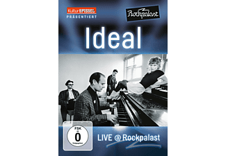 Ideal - LIVE AT ROCKPALAST (KULTURSPIEGEL EDITION) [DVD]