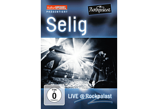 Selig - Live At Rockpalast (Kulturspiegel Edition) - (DVD)