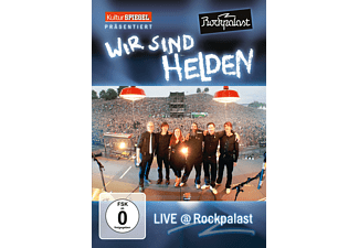Wir Sind Helden - Live At Rockpalast (Kulturspiegel Edition) [DVD]