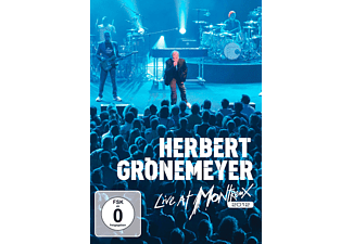 Herbert Grönemeyer - Herbert Grönemeyer - Live At Montreux 2012 [DVD + Video Album]
