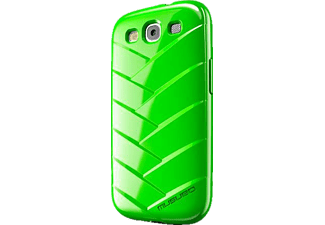 MUSUBO Cover for Samsung Galaxy S III Mummy - Grön