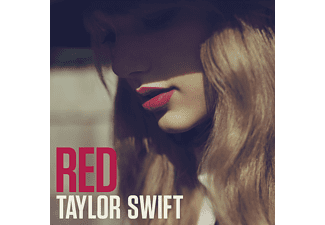Taylor Swift RED Pop CD