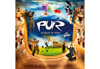 PUR - Schein & Sein (Deluxe Edt.) [CD + DVD Video]