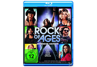 Rock of Ages Musical Blu-ray