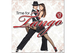 VARIOUS - Time For Tango - (CD)