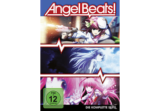 ANGEL BEATS! - KOMPLETTBOX - (DVD)