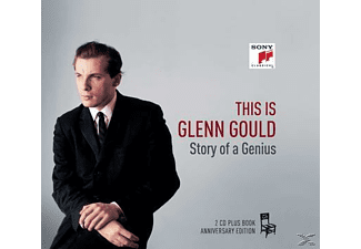 Glenn Gould - This Is Glenn Gould - Story Of A Genius [CD]