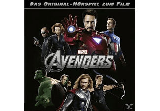 - Marvel's The Avengers - (CD)