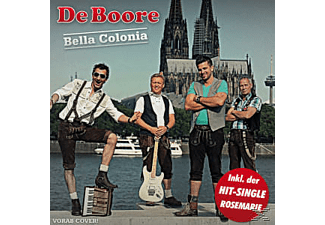 De Boore - Bella Colonia [CD]