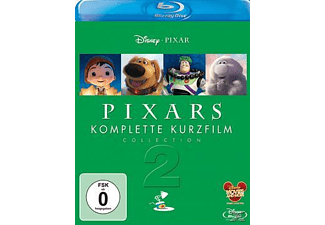 Pixars komplette Kurzfilm Collection 2 - ( Blu-ray)