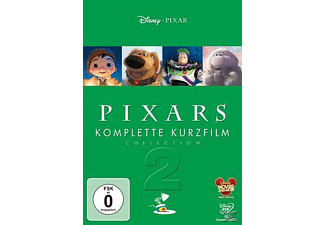 Pixars komplette Kurzfilm Collection 2 - (DVD)
