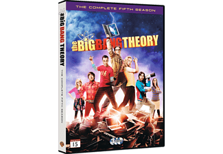 Big Bang Theory S5 Komedi DVD